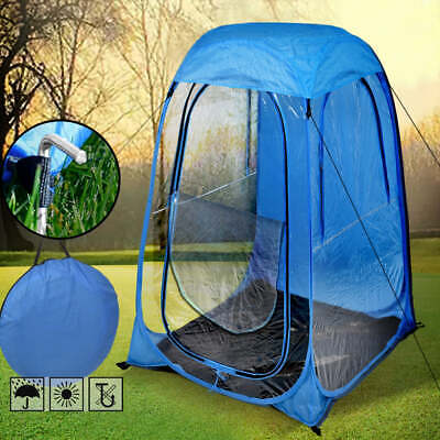 AU35.10 • Buy Pop Up Sports Camping Festival Fishing Garden Tent Navy Blue