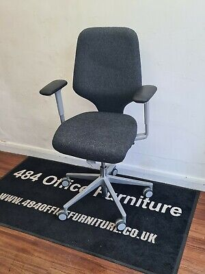 Giroflex G64 Operators Chair Just Upholstered Quanity Available