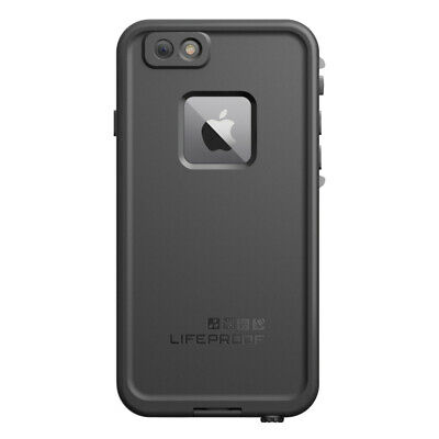 AU75 • Buy Lifeproof Fre Tough Waterproof Shockproof Black Case Cover For Apple IPhone 6 6s