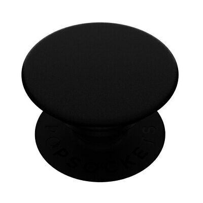 AU18 • Buy Pop Sockets Black Pop Grip Swappable Universal Holder/Stand W/ Base For Phones