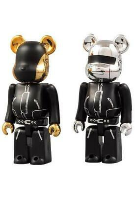 $239 • Buy Medicom Toy Bearbrick Daft Punk 100% Limited To 3000 Tracking# Japan F/S Used