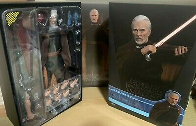 $ CDN688.51 • Buy Hot Toys Star Wars Count Dooku Clone Attack 1/6 Scale Collectible Figure #B01364