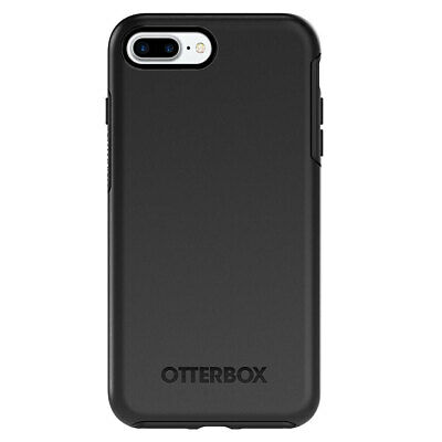 AU49.95 • Buy Otterbox Symmetry Series Protection Case/Cover For Apple IPhone 7/8 Plus Black