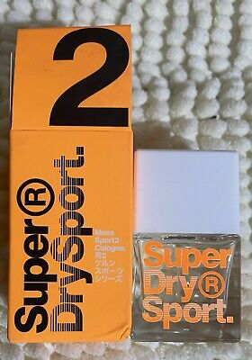 £14.99 • Buy New And Boxed SUPERDRY SPORT Men's  Sport 2 Cologne