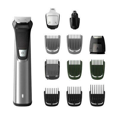 AU109.95 • Buy Philips MG7735/15 12-in-1 Multi-Grooming  Body/Face Hair Trimmer/Clipper/Shaver
