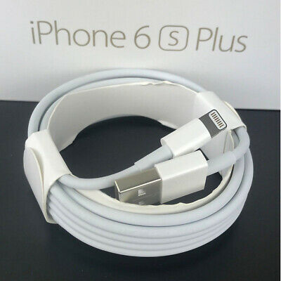 AU3.16 • Buy Genuine IPhone Charger Fast For Apple Long Cable USB Lead 5 6 7 8 X 11 XS XR