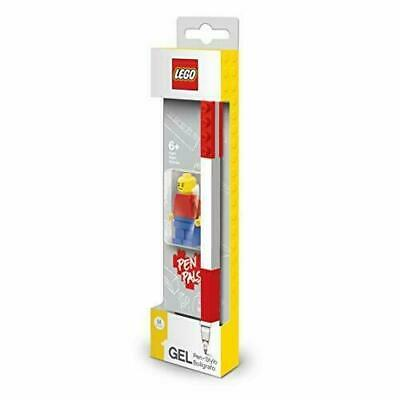 £6.23 • Buy LEGO Gel Pen With Minifigure Red NEW - Gift Idea - OFFICIAL