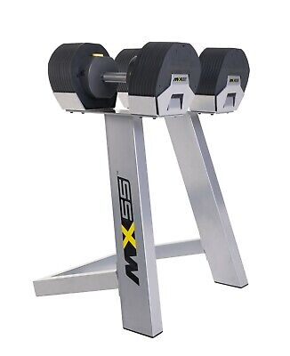 $ CDN864.70 • Buy MX-Select MX-55 Adjustable Dumbbell With Stand Brand New / Bowflex PowerBlock