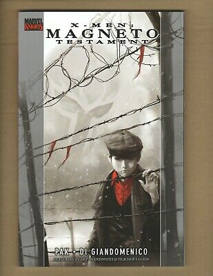 £53.23 • Buy X-Men: Magneto Testament, TPB, OOP, NM, Marvel Knights, 2nd Edition 1st Printing