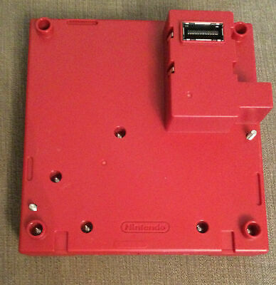 £89.99 • Buy Nintendo Gamecube Gameboy Player Char Red DOL-017 (no Disc) .
