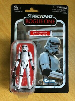 AU49.99 • Buy Star Wars Vintage Collection Ro Imperial Stormtrooper 3 3/4 Inch Action Figure