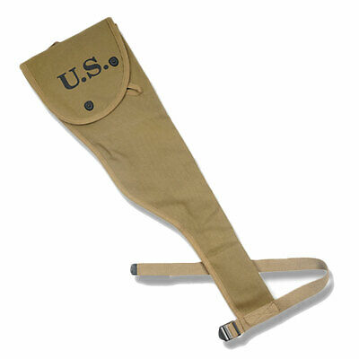 $29.99 • Buy WWII U.S. Paratroopers M1A1 Canvas Cover Folding Stock M1 Carbine Cover Pack Bag