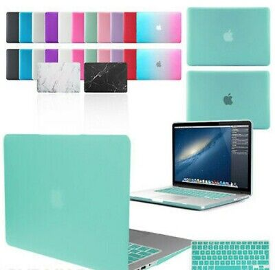 £3.99 • Buy Apple Macbook Air 11.6 Inch Hard Slim Case Cover+Silicon Keyboard