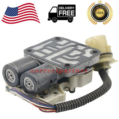 $51.52 • Buy For Ford Escape Transmission Solenoid Pack Block Shift F6RZ-7G391-A CD4E R96420A
