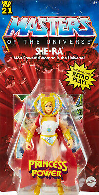 $23.99 • Buy Masters Of The Universe: Origins - She-Ra (5  Action Figure) MOTU Toy By Mattel®