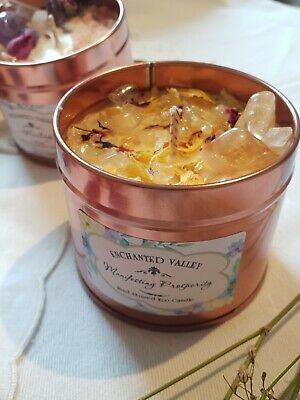 £9.99 • Buy Scented Crystal Candles