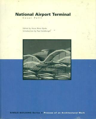 $12.50 • Buy Constuction And Architecture Of  Washington National Airport Terminal