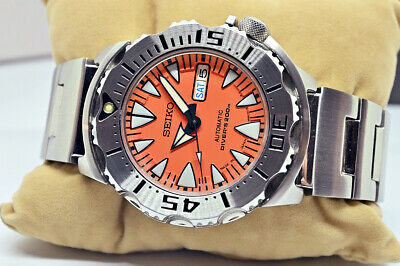 $ CDN1208.74 • Buy Seiko Orange Monster 2nd SRP309 SRP309J Japan Prospex 4r36 Rare Discontinued
