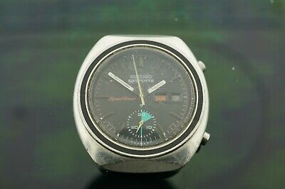 $ CDN251.77 • Buy Seiko 5 Sports Speed-Timer 6139-8002 Automatic Vintage Watch