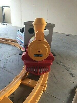 £125 • Buy Ride On Battery Powered Train With Track