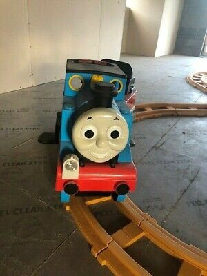 £150 • Buy Ride On Battery Powered Thomas The Tank Engine With Track