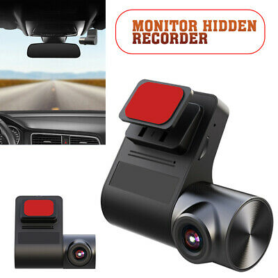 AU26.58 • Buy Wireless WiFi Hidden Small Car Dash Cam 1080p HD G-Sensor DVR Camera Recorder