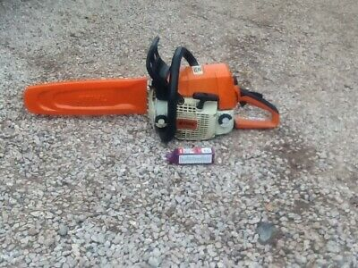 Stihl MS 025 15  Bar & Chain Just Serviced MS250/MS251/MS261/MS660/046/039 • 225£
