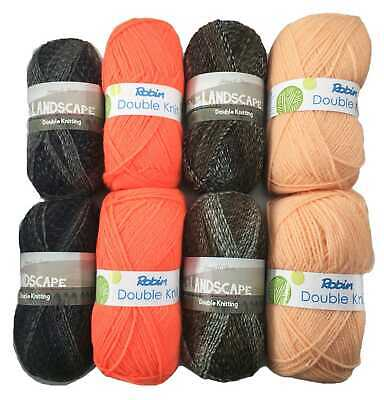 £9.99 • Buy DK (Clearance) 8 X 100g Balls Double Knitting - £9.99 Post Free