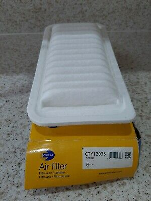 £7.95 • Buy Comline Engine Air Filter High Quality OE Spec Replacement CTY12035
