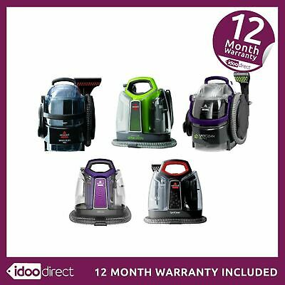 £104.99 • Buy BISSELL SpotCleaner Pet/SpotClean/SpotClean Pro Cylinder Carpet Cleaners Washers