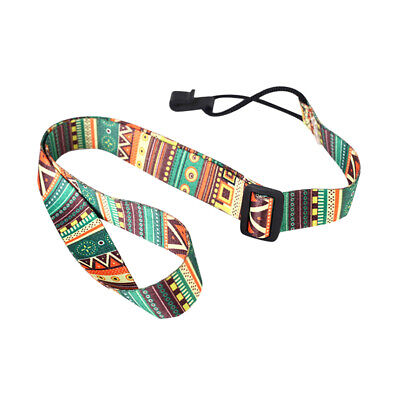 AU9.70 • Buy Vintage Folk Style Ukulele Strap Small Guitar Strap Hook Strap High Quality JN