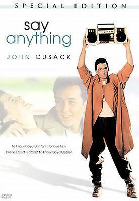 AU9.16 • Buy Say Anything (DVD 2001 Special Edition Widescreen) John Cusack