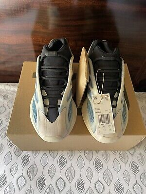 $ CDN359.32 • Buy 100% Authentic Size-6M Adidas Yeezy Boost 700 V3 Kyanite *IN HANDS NOW*