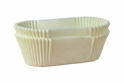 Non-Stick Grease Proof 1lb Or 2lb Paper Loaf Cake Tin Liners (Pack 1/20/40/100) • 7£