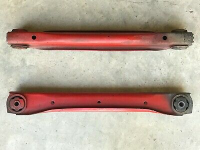 $39.95 • Buy 93-02 Trans Am Camaro Rear End Trailer Arms Lower Control Traction Bars Pair