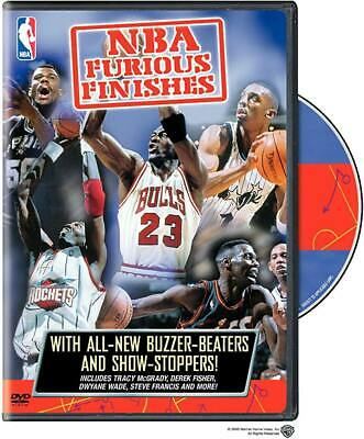£7.07 • Buy Dvd Nba: Furious Finishes