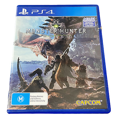 AU19.90 • Buy Monster Hunter World Sony PS4
