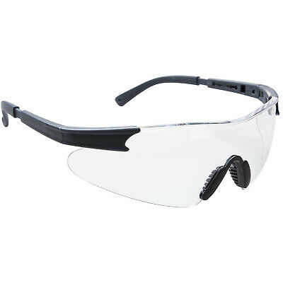 £6.89 • Buy Safety Specs FREE NECK CORD Work PPE Glasses Anti-Scratch Coating 99% UV Protect