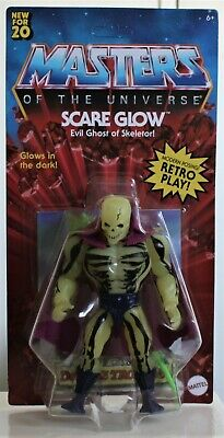$29.99 • Buy Mattel Masters Of The Universe Scare Glow Figure New For 20 Retro Play