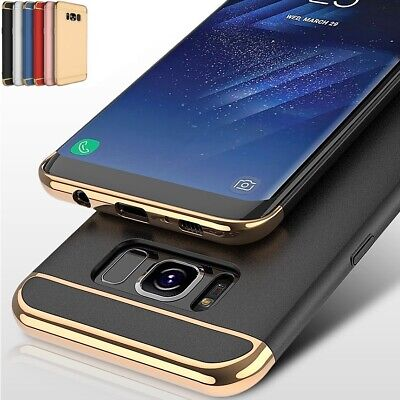 $ CDN6.99 • Buy Premium Chrome Case Hard Cover For Samsung S7 S8 S9 S10 A5 2017 A8 2018 Note 8