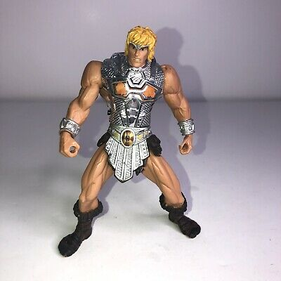 $13.99 • Buy Battle Sound He-Man MOTU 200X Action Figure Masters Of The Universe 2001