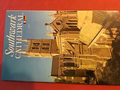 Southwark Cathedral Guide Book • 4.99£