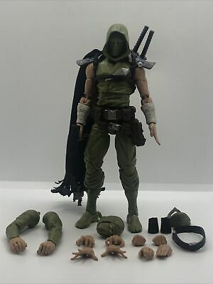 "$ CDN94.39 • Buy Custom GI Joe Classified 6"" Kamakura Ninja Action Figure W/Accessories Free Ship"