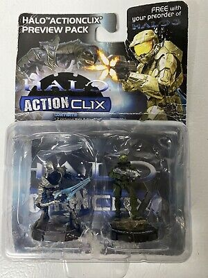 £5.53 • Buy Wiz Kids HALO Actionclix Preview Pack Target Exclusive 2007