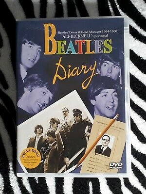 £4.99 • Buy Beatles Diary, The - Alf Bicknell'S [DVD] [2003] By The Beatles.