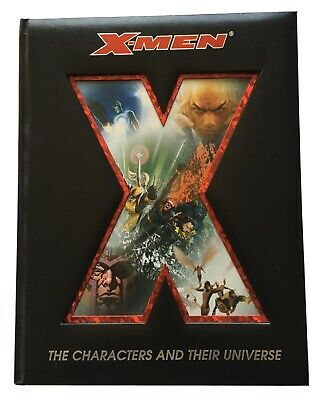 £14 • Buy X-Men: The Characters And Their Universe Michael Mallory Padded Book Hardcover