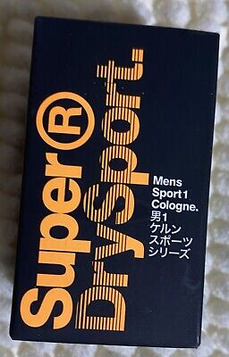 £14.99 • Buy Superdry Sport 1 Male Cologne Spray For Him, 25 Ml