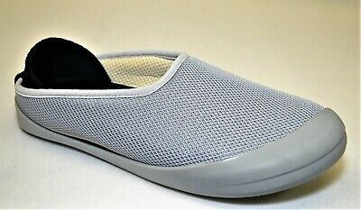 $23.97 • Buy Mahabis Summer Slippers Size US 7.5 Eur 38 Womens Grey/ Removable Bottoms Shoes