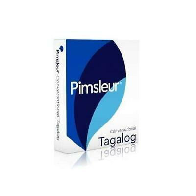£26.24 • Buy Pimsleur Tagalog Conversational Course - Level 1 Lessons 1-16 CD By Pimsleur ...