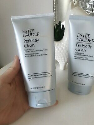 £21.90 • Buy Estee Lauder Perfectly Clean Multi-Action Foam Cleanser/Purifying Mask 150ml